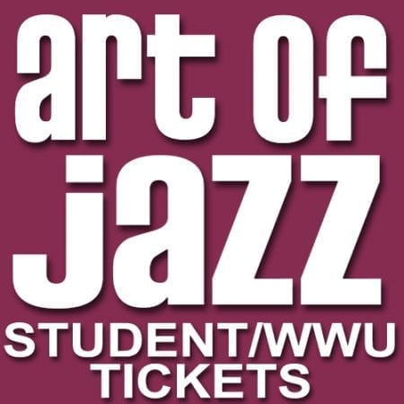 Art of Jazz Student Tickets