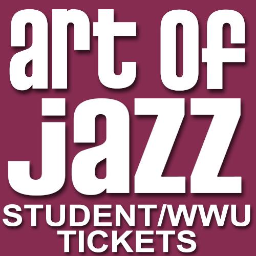 Art of Jazz Student Tickets