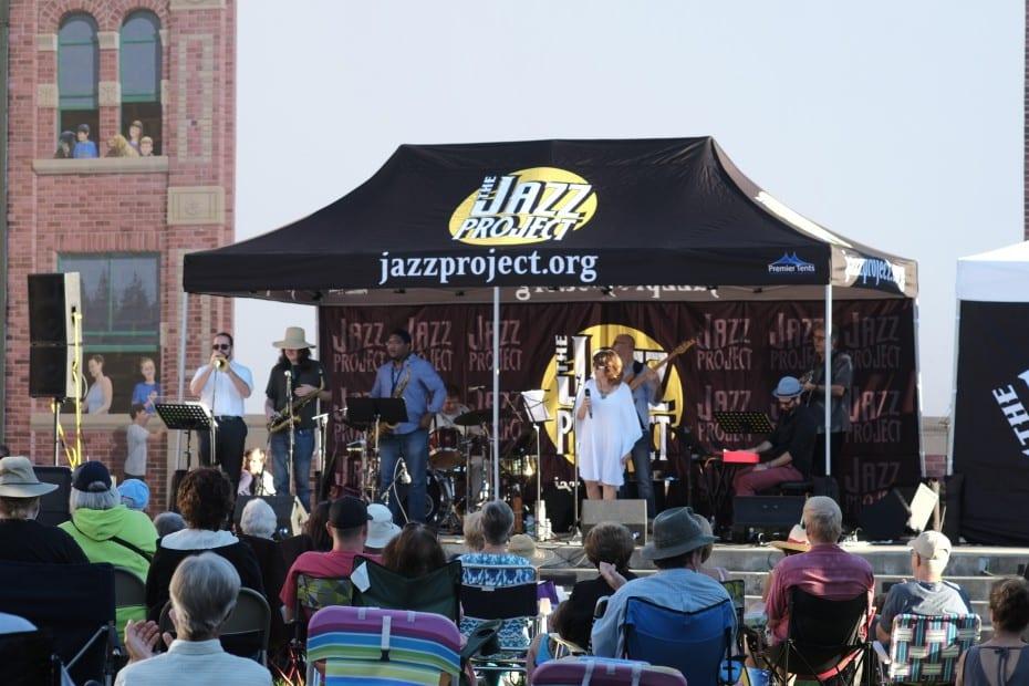 Bellhaven Jazz 2015