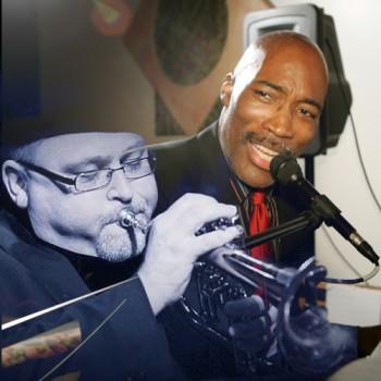 Darrel Grant Dmitri Matheny Duo - The Bellingham Jazz Project Art of Jazz Series 2014