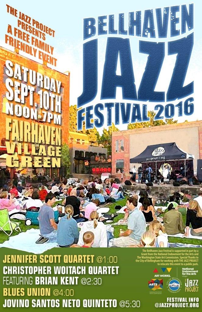 2016 Bellhaven Jazz Festival